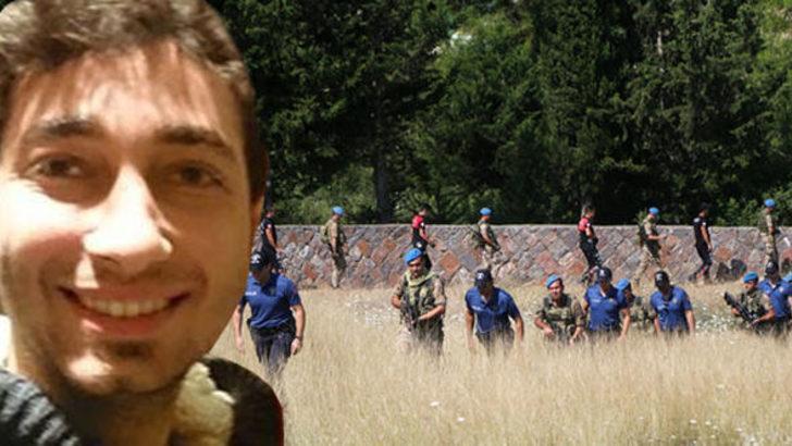 Kayıp öğrenci Yusuf Özcan'ın cesedi günler sonra bulundu