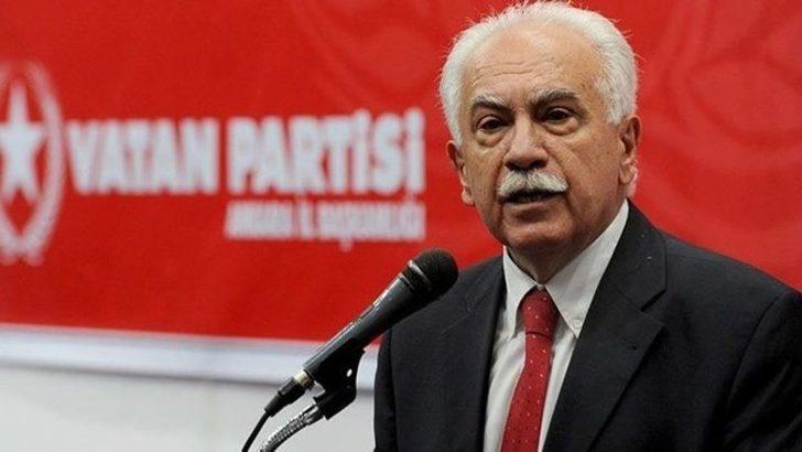 Vatan Partisi Genel Başkanı Doğu Perinçek'ten dikkat çeken sözler: Erdoğan'la da birleşilebilir