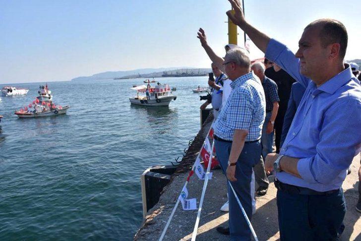4 kişinin öldüğü feribot limanı, olta balıkçılığına açılacak