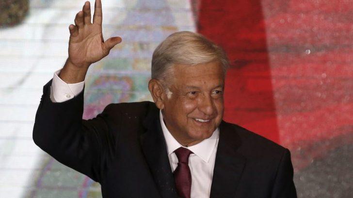 Meksika'da Seçim Zaferi Solcu Adayın