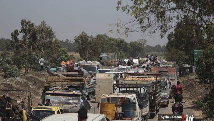 Ürdün ve Rusya Dışişleri Bakanları Suriye'yi Görüşecek