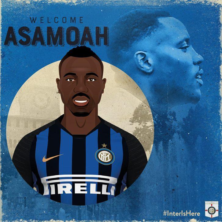 KWADWO ASAMOAH | Juventus > Inter | BONSERVİS BEDELİ: Yok