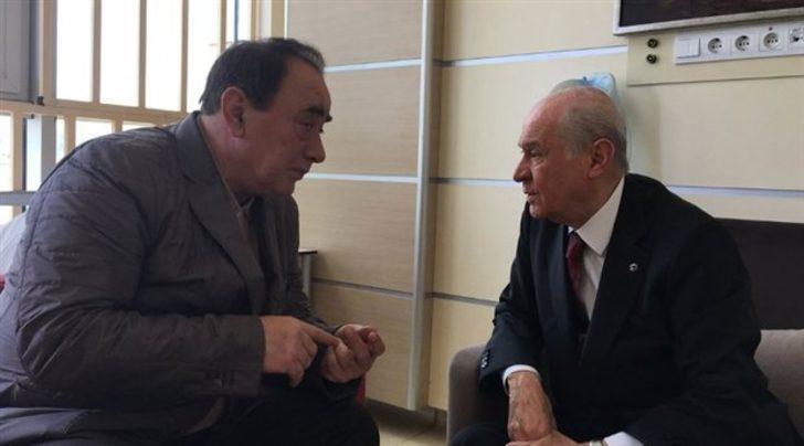 Devlet Bahçeli, Alaattin Çakıcı'yı ziyaretiyle ilgili ilk kez konuştu, HSK'ya tepki gösterdi