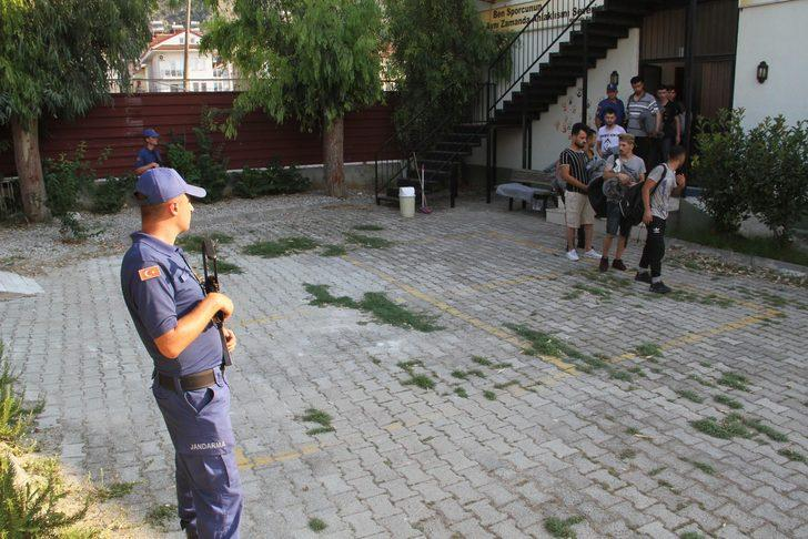 Muğla'da 91 kaçak göçmen yakalandı
