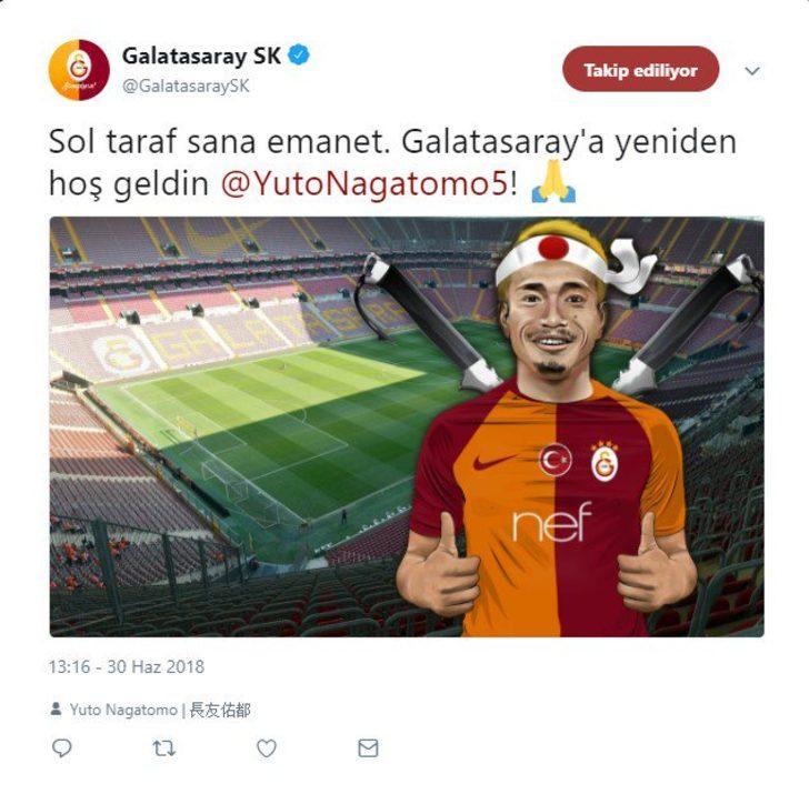 YUTO NAGATOMO | Inter > Galatasaray