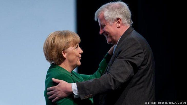 Almanya'da hükümet krizi aşıldı