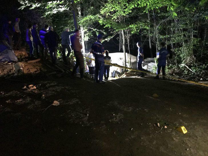 Düzce'de ormanda odun kavgası: 3 ölü, 3 yaralı (3)