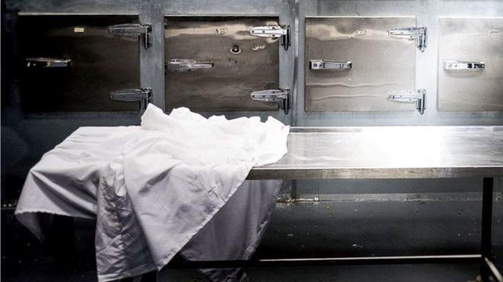Öldüğü zannedilen kadın morgda canlı bulundu
