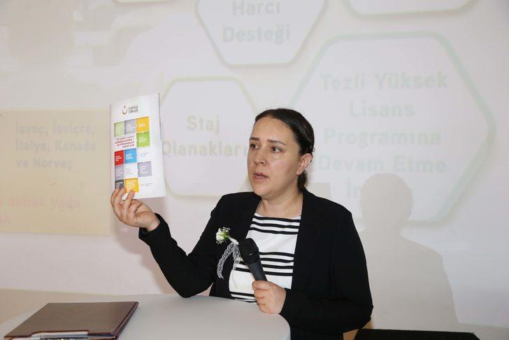 Kadın girişimciler ve akademisyenler Köln'de buluştu