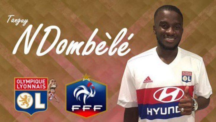 TANGUY NDOMBELE | Amiens > Lyon | BONSERVİS BEDELİ: 8 milyon Euro