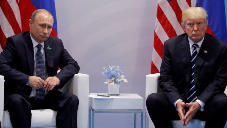 Kremlin: 'Putin ve Trump Başbaşa Görüşebilir'