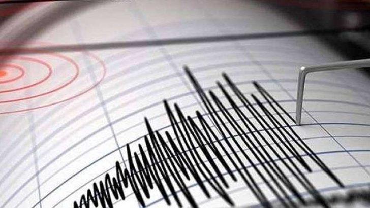 Doğu Akdeniz'de 4,6 şiddetinde deprem (Kandilli Son Depremler)