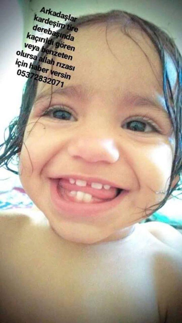 Tire'de kayıp bebek alarmı