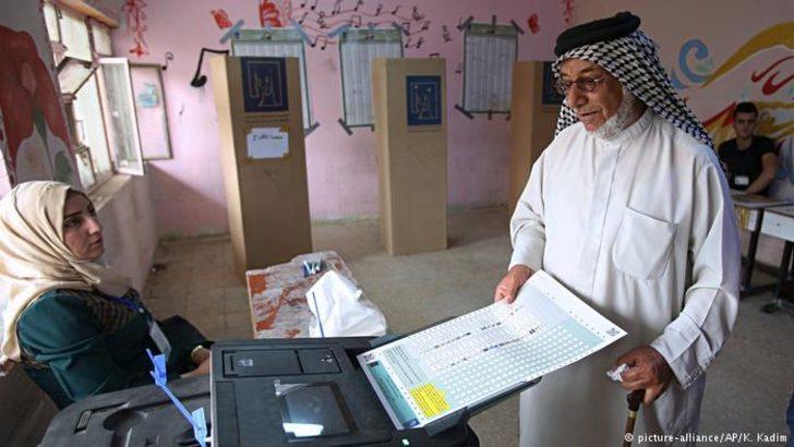 Kerkük'te oyların elle sayımına başlandı