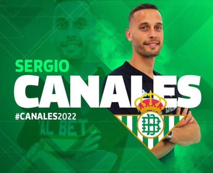 SERGIO CANALES | Real Sociedad > Real Betis | BONSERVİS BEDELİ: Yok