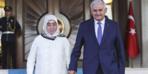 Binali Yıldırım'dan Çankaya Köşkü'nde Başbakanlık personeline veda konuşması!