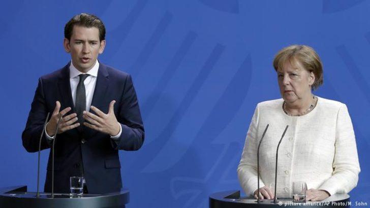 Avusturya'dan sığınmacı anlaşmasına tepki