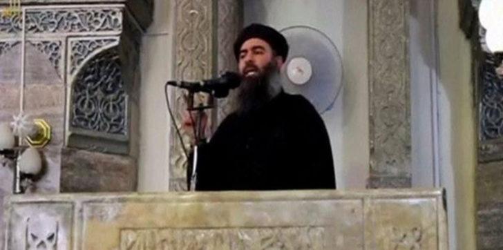 IŞİD'den 'Bağdadi'nin oğlu öldürüldü' açıklaması