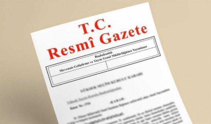 4 Temmuz 2018 atama kararları! Resmi Gazete'de isim listesi yayınlandı