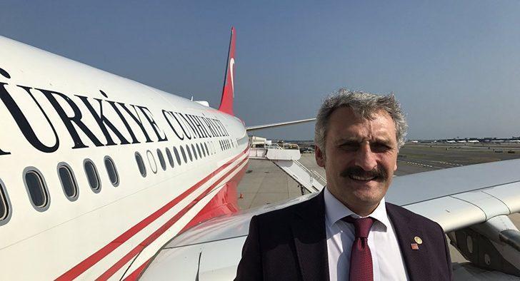 AK Partili Ahmet Hamdi Çamlı: Gavurun makinesi olmasa çırılçıplak gezeceğiz