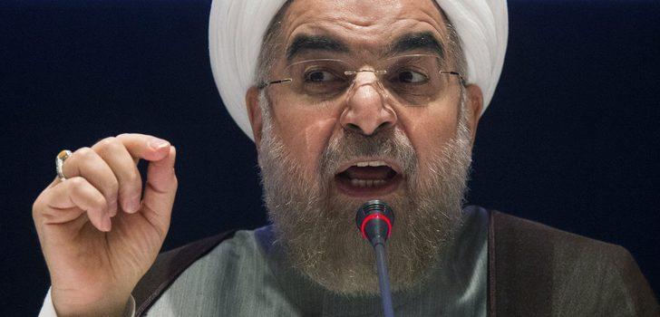 Ruhani'den petrol tehdidi