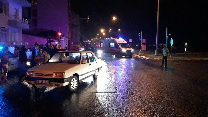 Ordu'da iki ayrı kazada, 10 kişi yaralandı