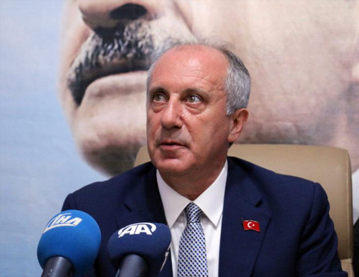 Muharrem İnce: CHP 'denenmişi deneyelim derse' yokum!