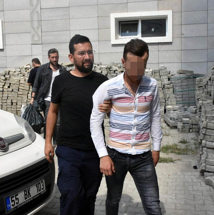 Samsun merkezli kaçak sigara operasyonu: 6 gözaltı