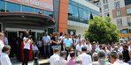 Silahlı saldırıda ölen başkan yardımcısı için Ticaret Odası'nda tören