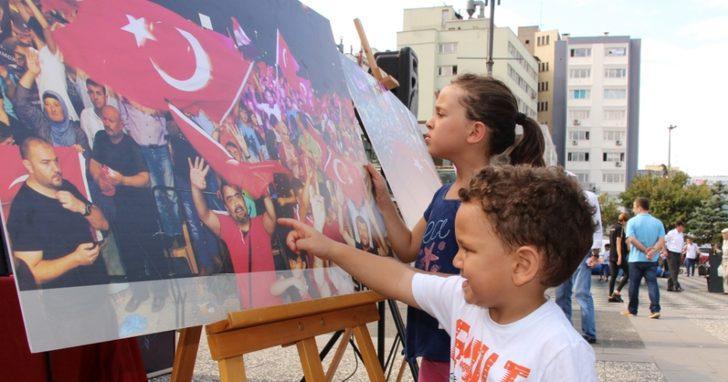Eskişehir'de 15 Temmuz sergisi