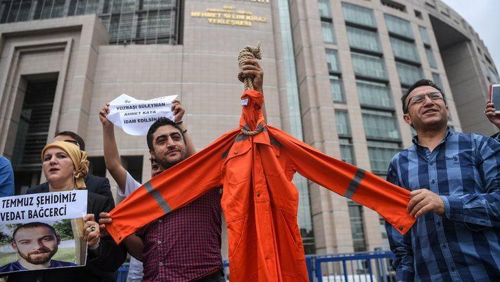İdam cezasını kaldırdıktan sonra geri getiren ülke var mı?