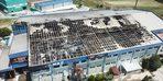 - Hadımköy'de yanan fabrikanın son durumu