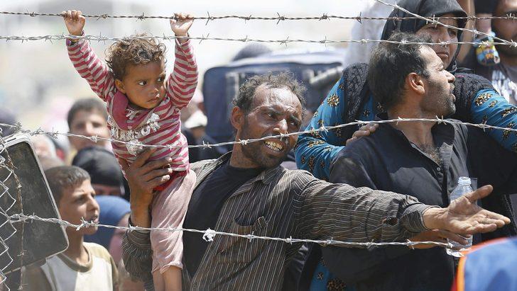 Suriye'den savaştan kaçan vatandaşlarına çağrı: Geri dönün