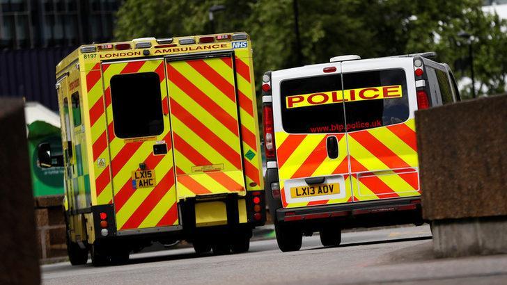 Terörle mücadele devrede! 'Tanımlanamayan' madde alarmı