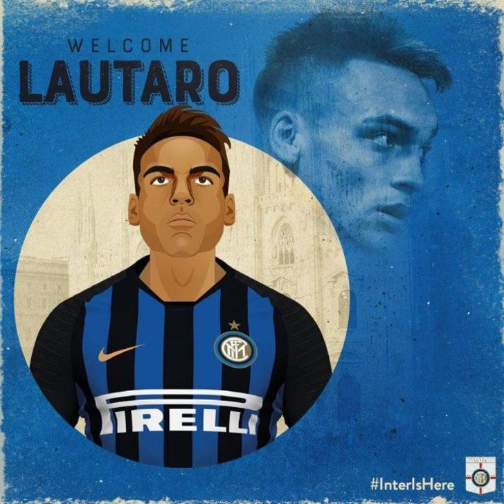LAUTARO MARTINEZ | Racing Club > Inter | BONSERVİS BEDELİ: 23 milyon Euro