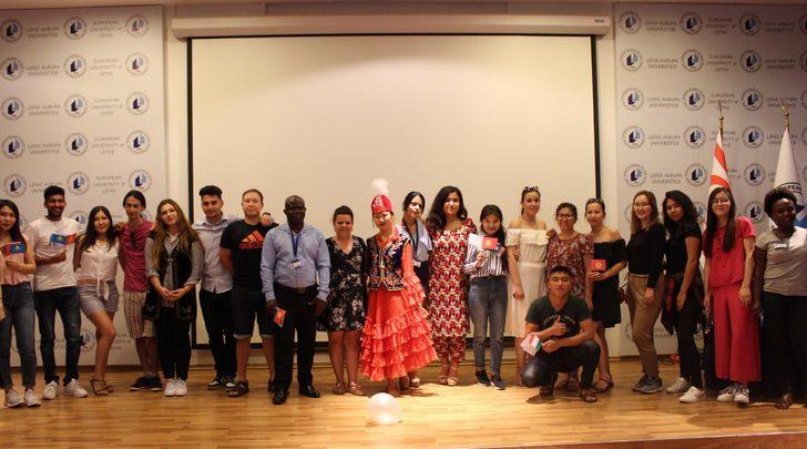 KKTC'de okuyan Orta Asyalı gençler bir araya geldi