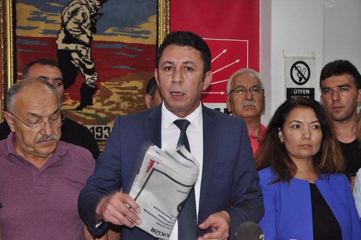 CHP Afyonkarahisar İl Başkanından olağanüstü kurultay çağrısı