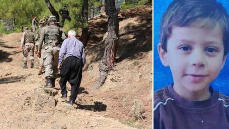 Hatay'ın Hassa ilçesinde kaybolan Ufuk Tatar olayında dikkat çeken detay! Babanın ifadesi tutarsız çünkü...