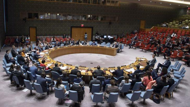 Dera BM Güvenlik Konseyi Gündeminde