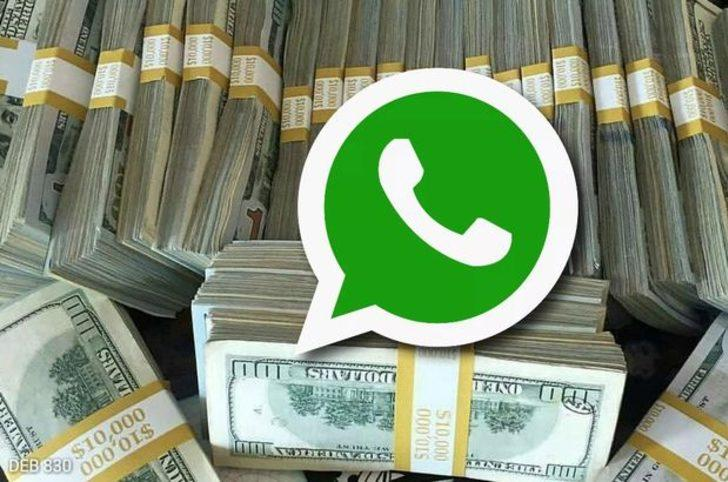 WhatsApp 50 bin dolar dağıtacak!