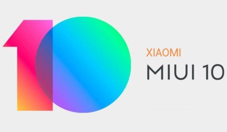 28 telefona MIUI 10 güncellemesi gelecek