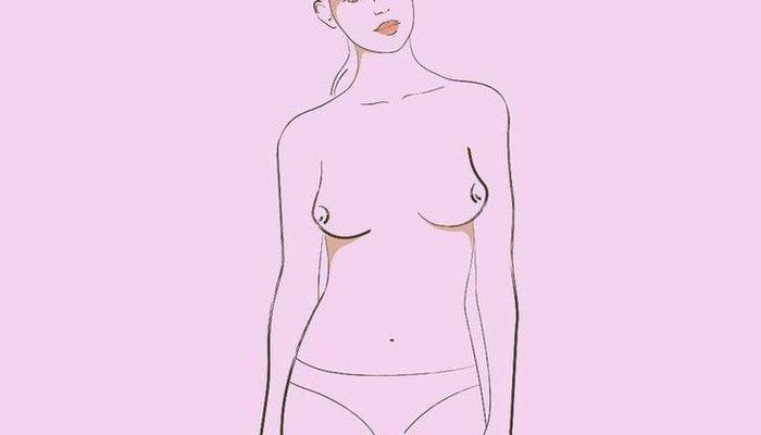 Dokuz farklı tipte göğüs şekli var! Bakın sizinki hangisi?
