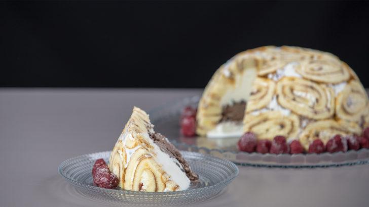 Ferah Ferah: Dondurmalı Pasta