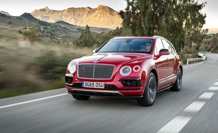 BENTLEY - 5 adet