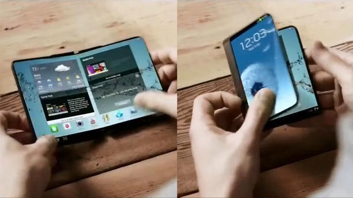 Samsung'un katlanabilir telefonu ne zaman yüzünü gösterecek?