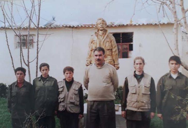 Abdullah Öcalan'ın yakınındaki kadın terörist Türkiye'ye iade edildi