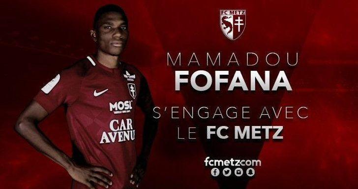 MAMADOU FOFANA | Alanyaspor > Metz