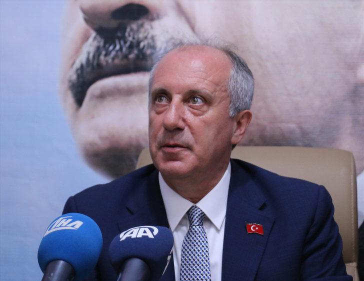 Muharrem İnce CHP'yi uyardı: Sıfır çekeriz, kaybederiz!