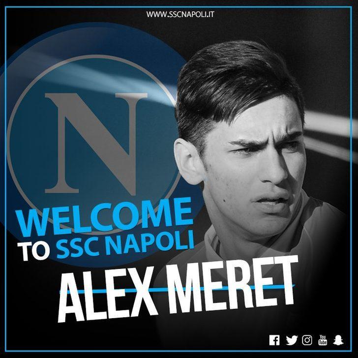 ALEX MERET | Udinese > Napoli | BONSERVİS BEDELİ: 22 milyon Euro
