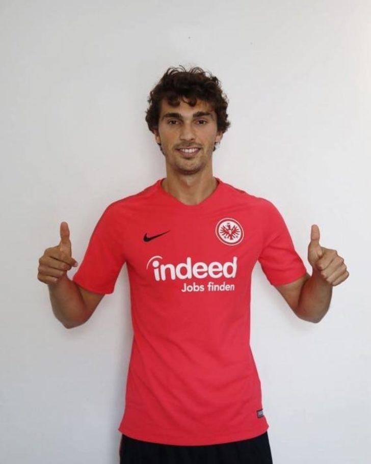 LUCAS TORRO | Real Madrid > Eintracht Frankfurt | BONSERVİS BEDELİ: Bilinmiyor
